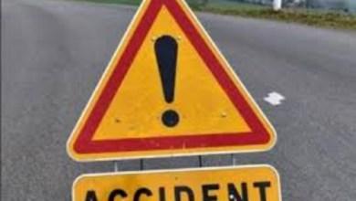 Photo of إصابة عدة أشخاص في حادث تصادم على طريق الشاطئ في اللاذقية