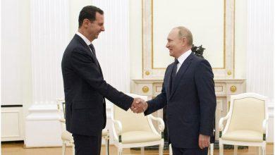 Photo of قمة سورية روسية في موسكو يعقدها الرئيسان الأسد وبوتين