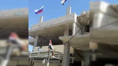 Photo of الجيش يدخل درعا البلد ويرفع العلم الوطني فيها