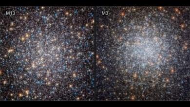 "Photo of بيانات من تلسكوب ""هابل"" تكشف أسرار النجوم ""البطيئة الشيخوخة"""