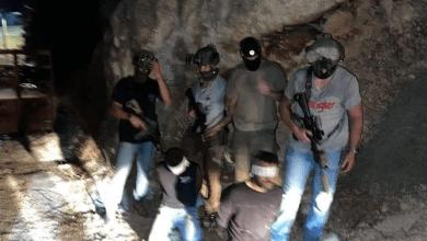 """Photo of قوات الاحتلال تعيد اعتقال أسيرين جديدين من أسرى سجن """"جلبوع"""""""