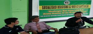 Sosialisasi Beasiswa S2 dan S3 Australia
