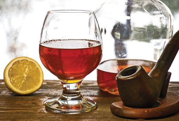 Алкогольден Homeade коньякын қалай дайындауға болады