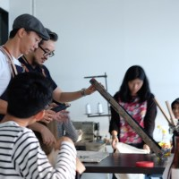 Style Study: Textile & Leather 101 Workshop at Indoestri Makerspace