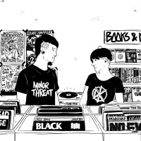 Art Talk: The Punk Rock Illustration of Ayash Haryanto