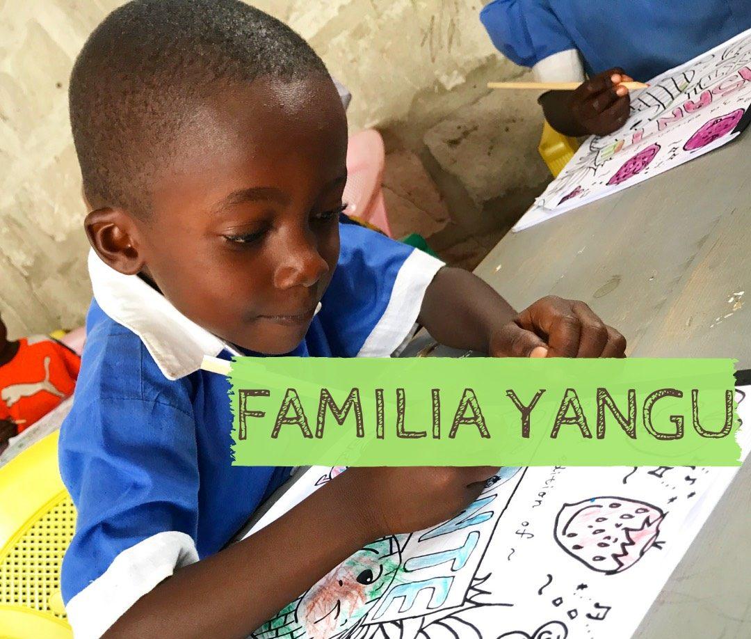 第7回【家族編】きょうだいはいるの?スワヒリ語で聞かれてもへっちゃら!