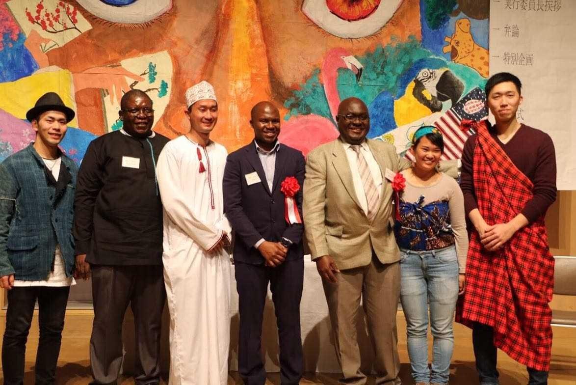 日本で唯一のスワヒリ語コンテストが今年も盛大に開催!👏