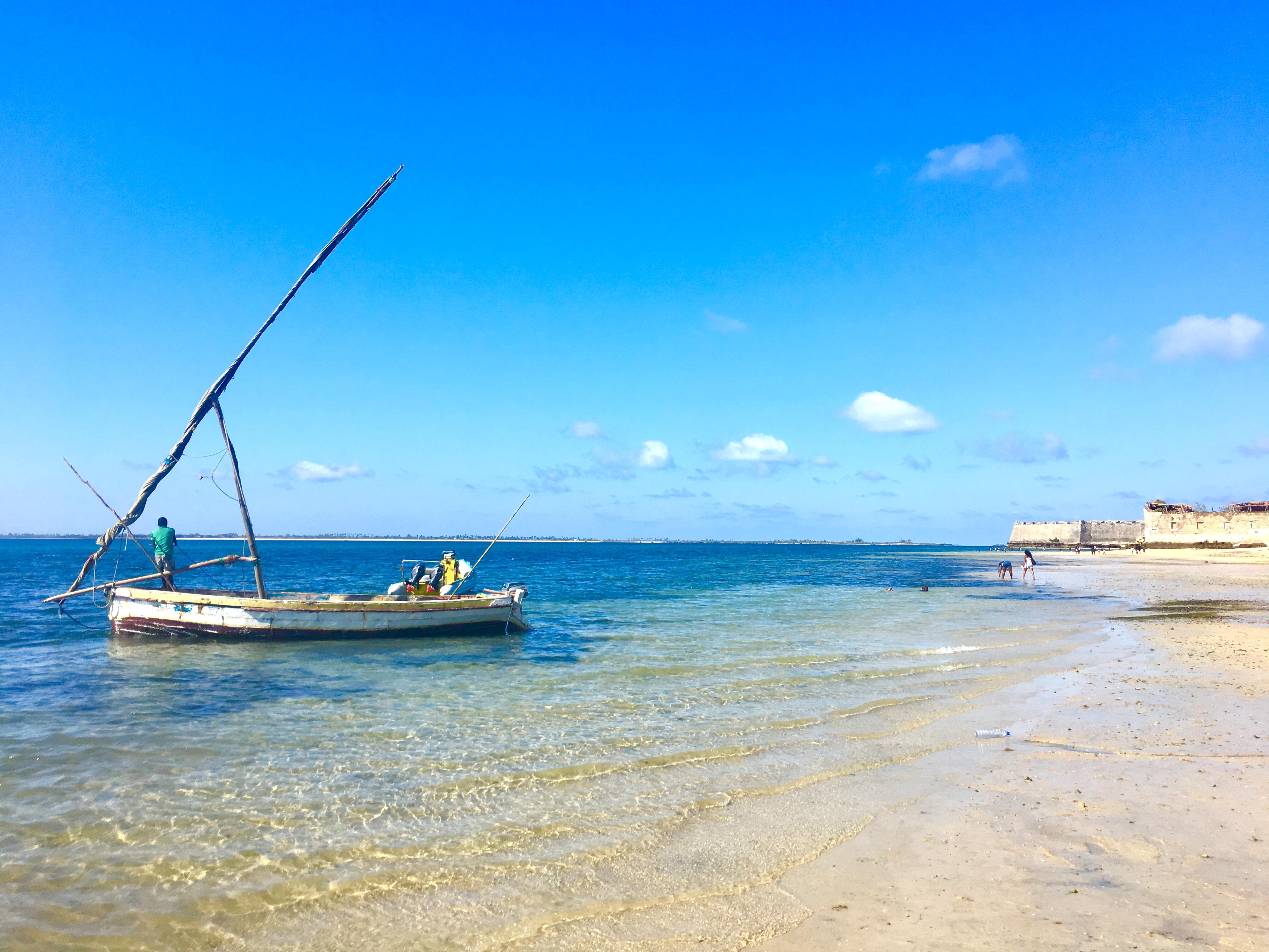 死ぬまでに一度は見たい、モザンビークの絶景すぎるビーチ4選!