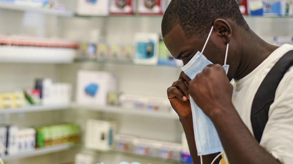 ナイジェリアで同国初のコロナウイルスの症例確認 エジプトに次いで2か国目