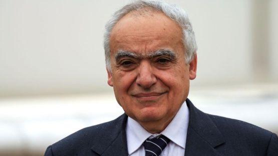 国連のリビア平和大使がストレスを理由に辞任