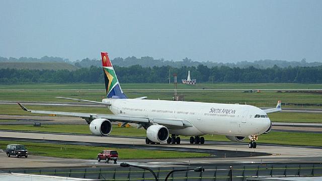 南アフリカ航空 6月中旬に国内線を再開することを目指す