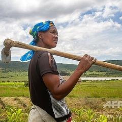 気候変動、少女ら女性に影響大 暴力や虐待の危険も アンゴラ