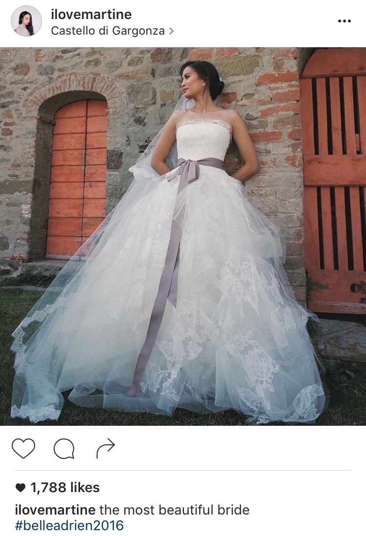 Image courtesy of Instagram: ilovemartine