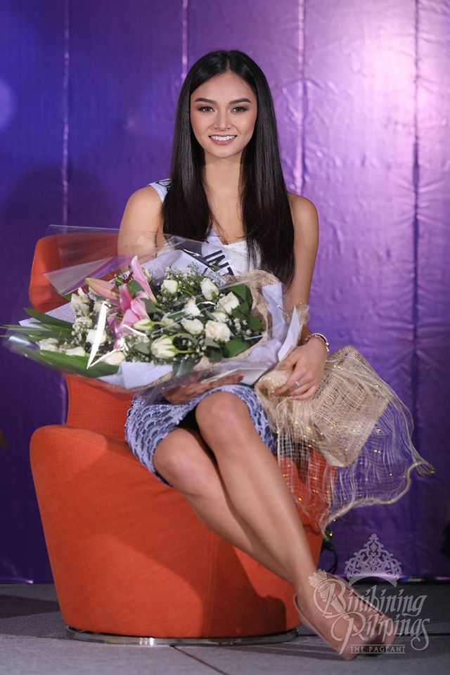 Photo from Facebook: Bb. Pilipinas (Official)