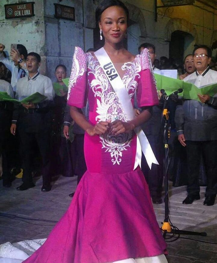 Miss Universe 2016 Terno Fashion Show in Vigan
