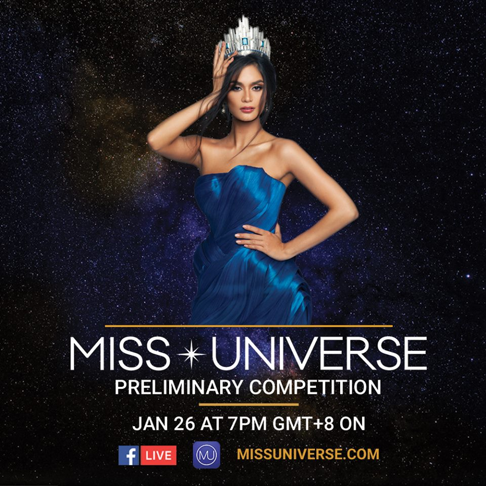 miss Universe 2016 Preliminary Competition
