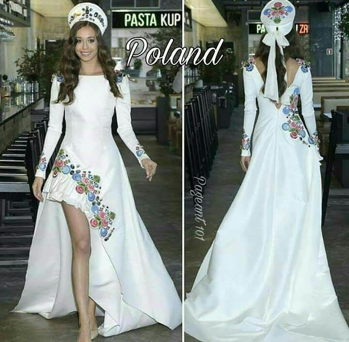 Miss Universe Poland 2016 National Costume for Miss Universe 2016
