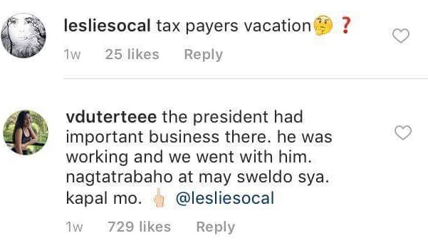 Kitty Duterte Loses Cool at Basher