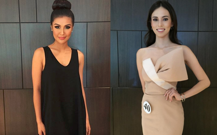 Laura Lehmann and Wynwyn Marquez joins Miss World Philippines 2017