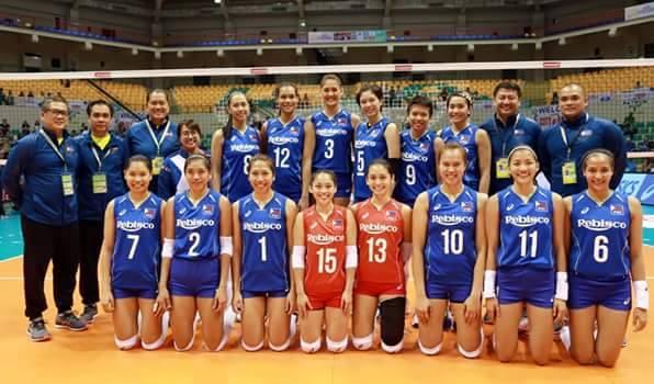 AVC Championship 2017: Philippines vs Hong Kong
