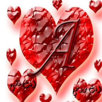 صور حب حرف A بحبك اوي يا حرف A اروع روعه