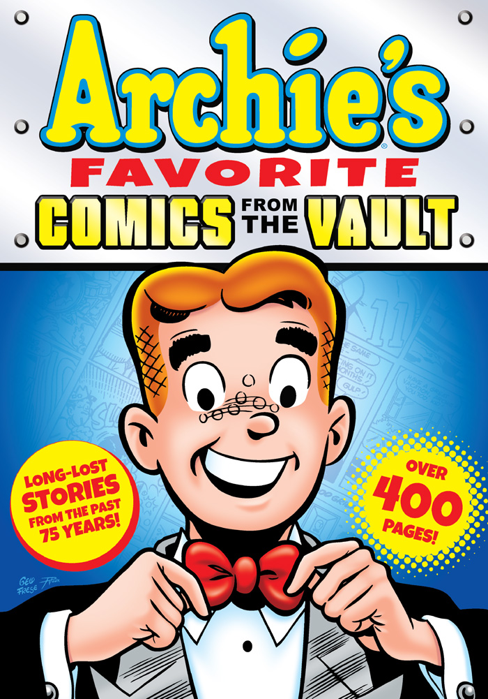 ArchiesFavoriteComicsFromTheVault-0