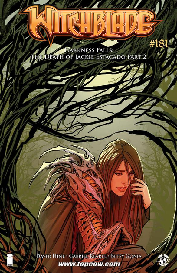Witchblade181_CoverB