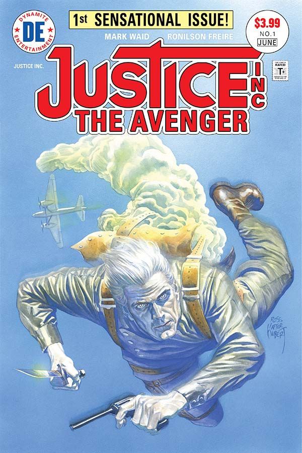 Justice, Inc. The Avenger #1