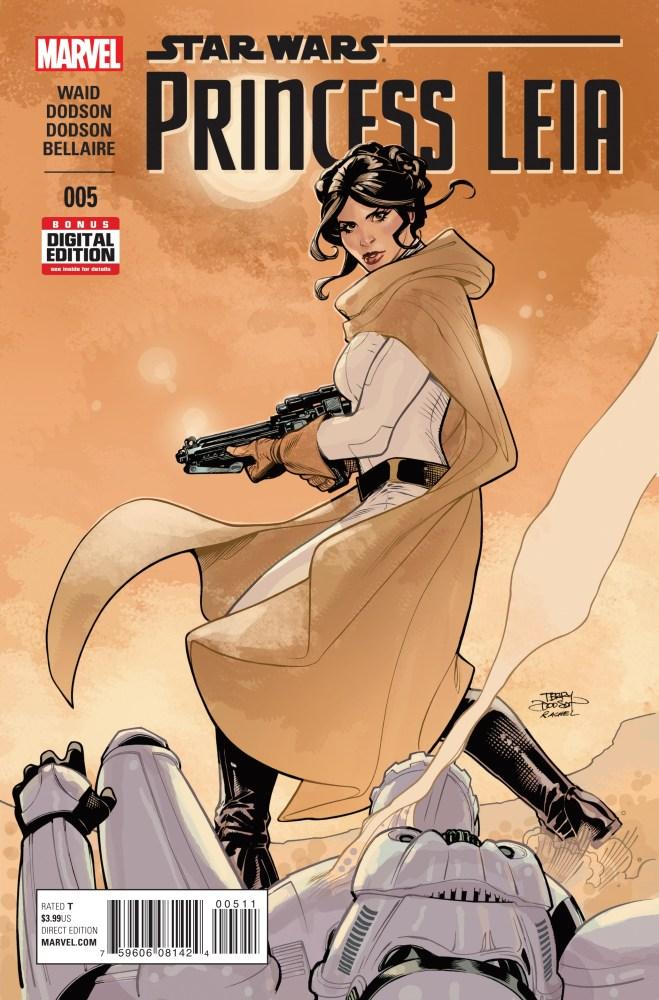 Princess Leia #5cvra