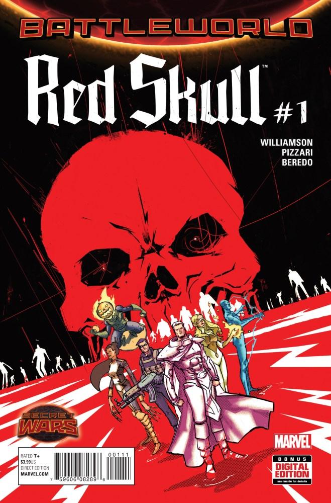 Red Skull #1cvra
