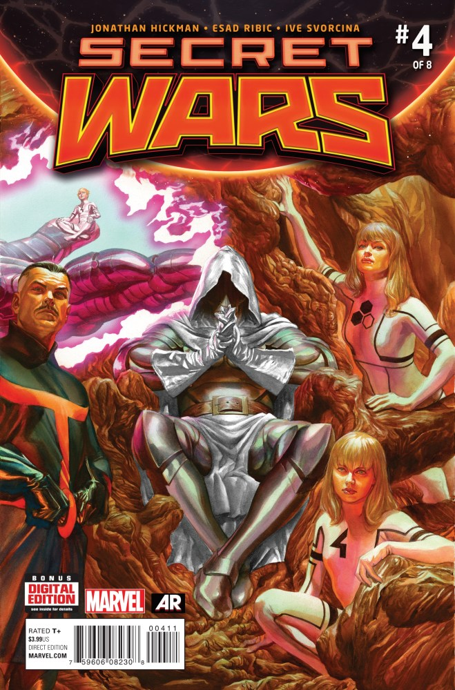 Secret Wars #4cvra