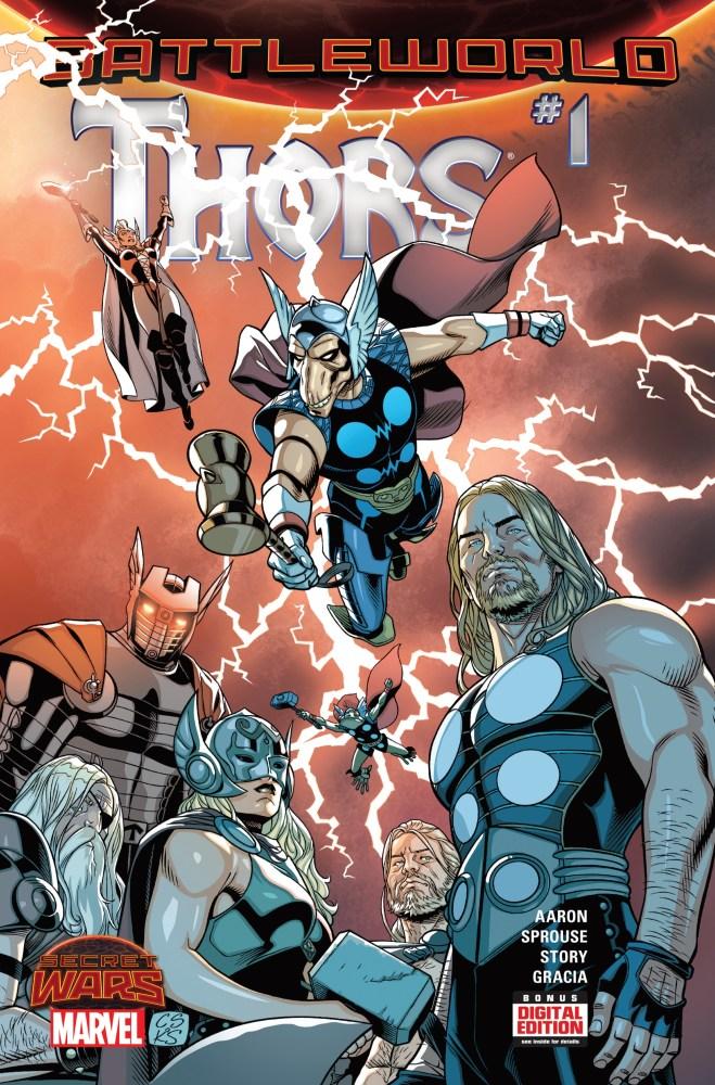 Thors #1cvrC