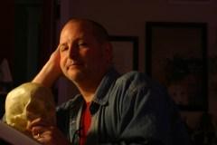 Mike Mignola (photo by Christine Mignola)