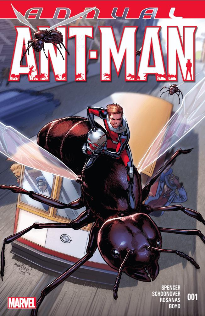Ant-man Ad