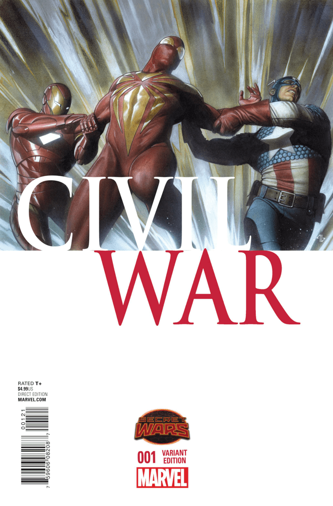 Civil War Ad