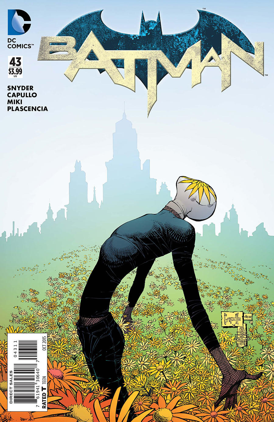 Batman 43 cover