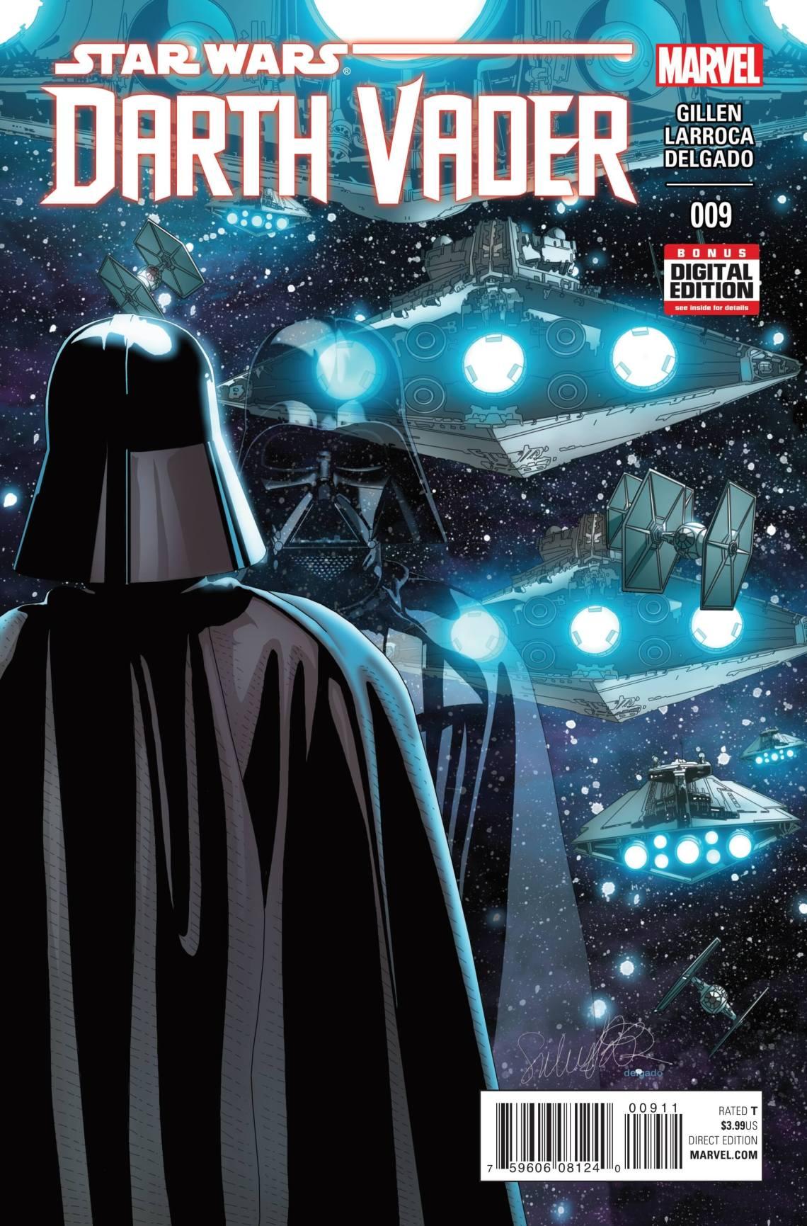 Darth Vader #9cvrA