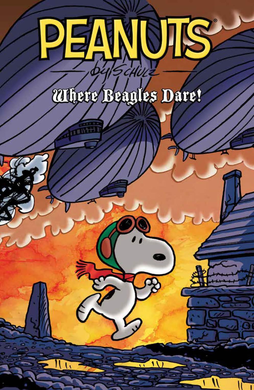 Peanuts_WhereBeaglesDare_TP_Cover