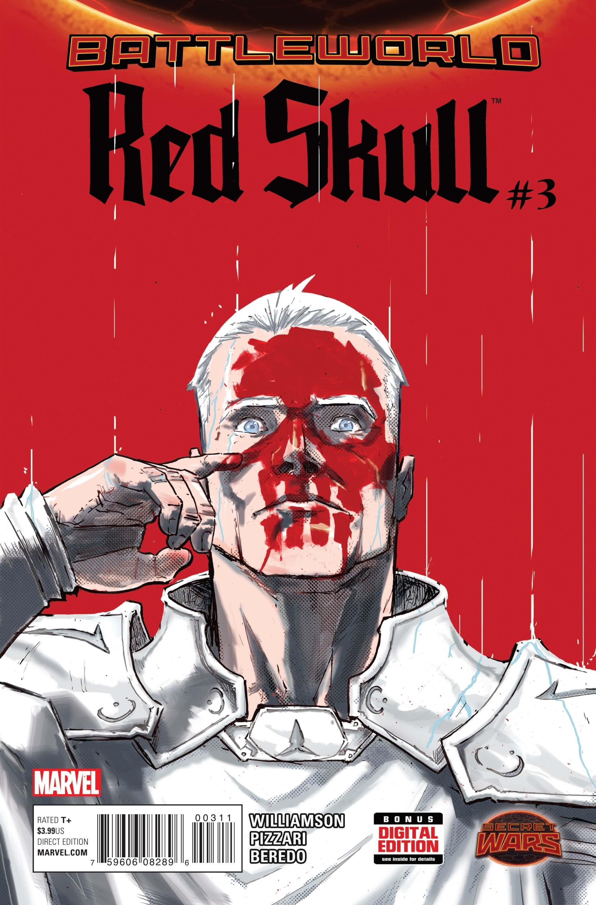 Red Skull #3cvr