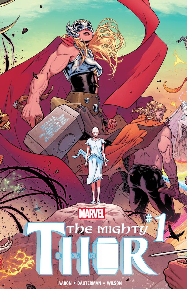 Mighty Thor Add