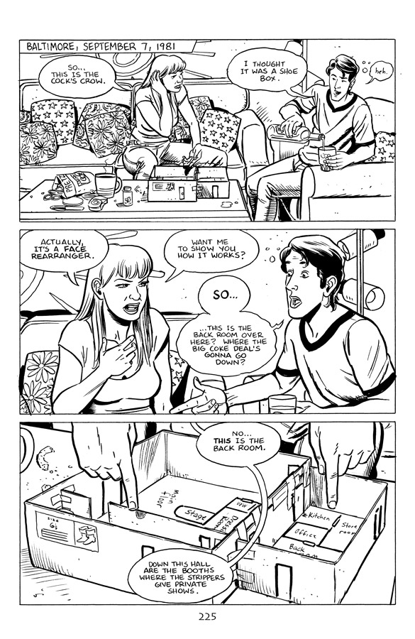 Preview Stray Bullets Sunshine Roses 9