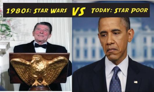 Regan vs obama