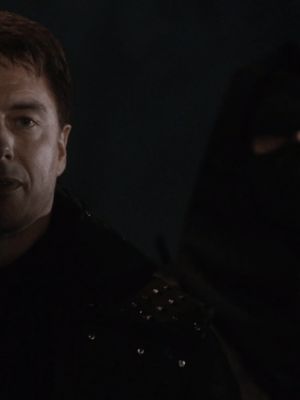 Malcolm Merlyn isn't exactly the most trustworthy person to turn to.
