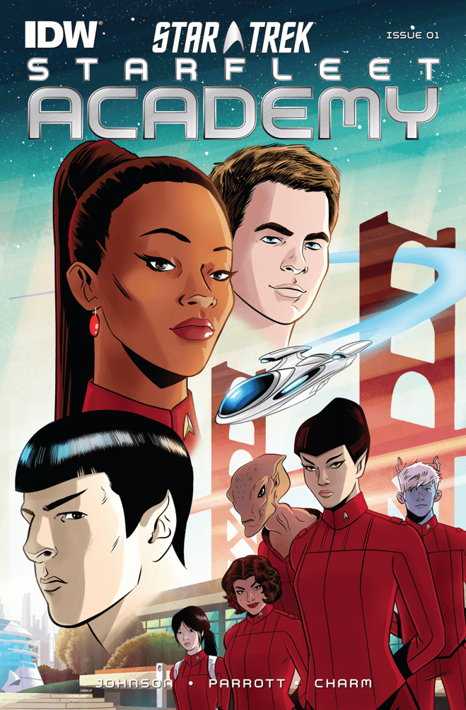 starfleet academy ad
