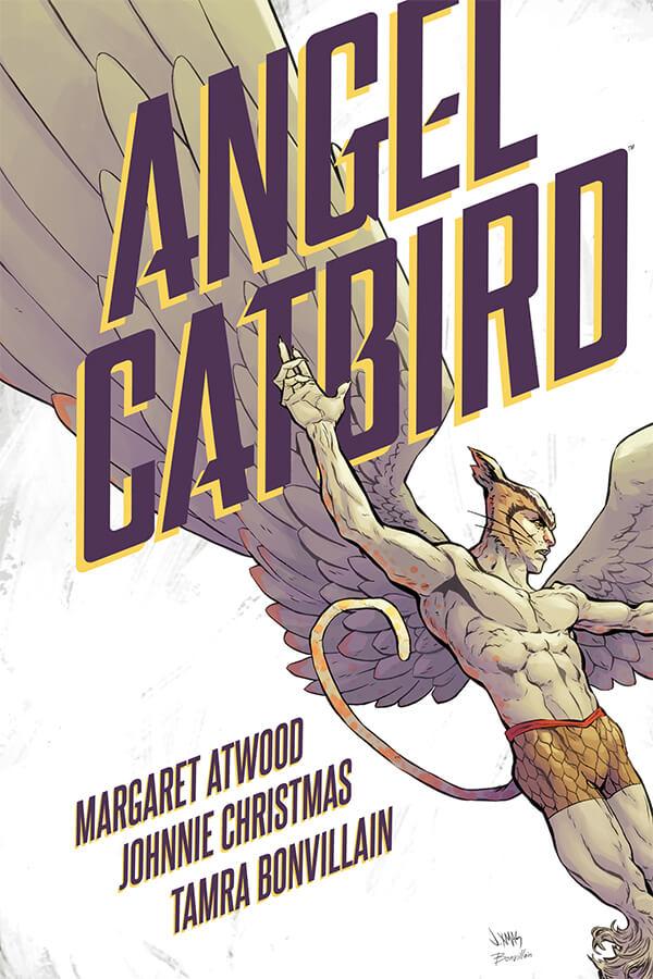 Angel Catbird Volume 1-1
