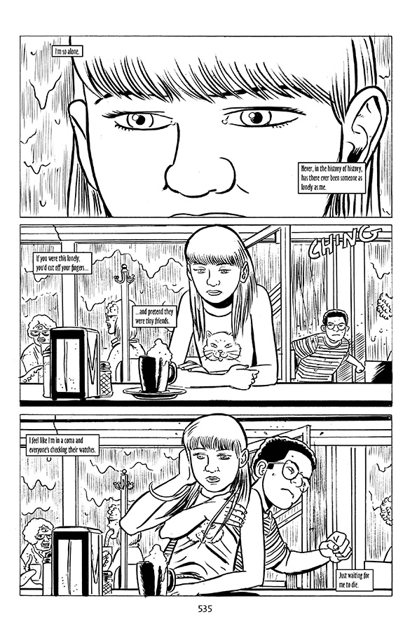 Preview Stray Bullets Sunshine And Roses 20