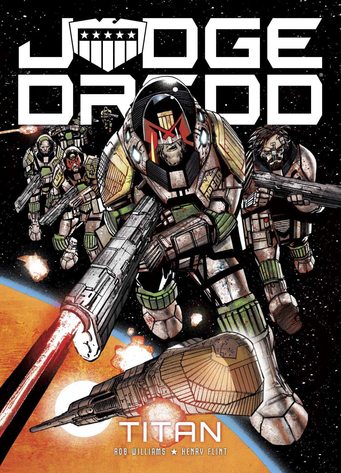 Dredd: Titan
