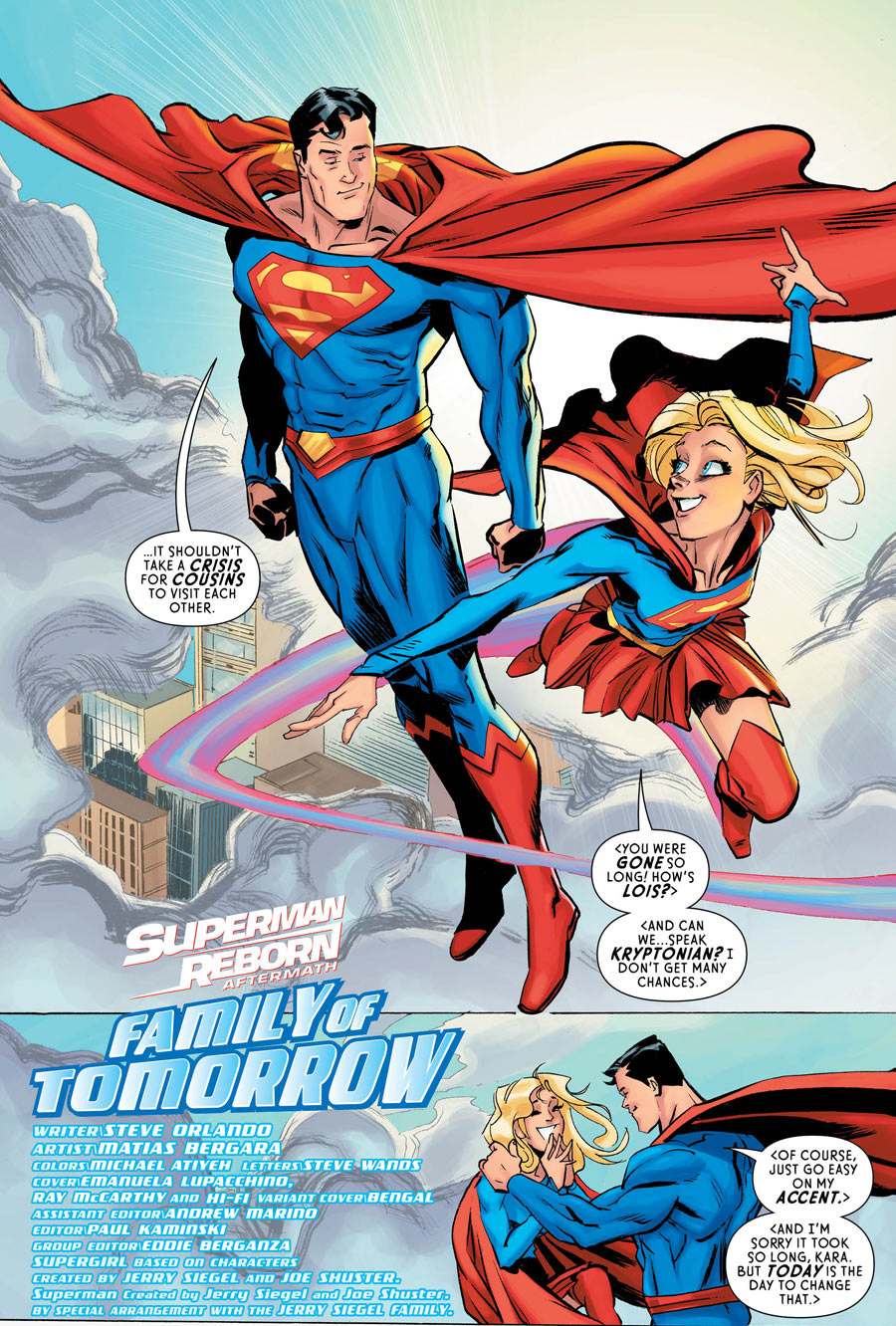 Supergirl Issue 8