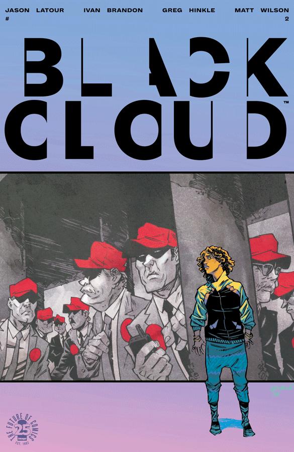 Black Cloud 2