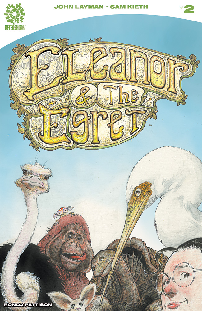 Eleanor & Egret 2
